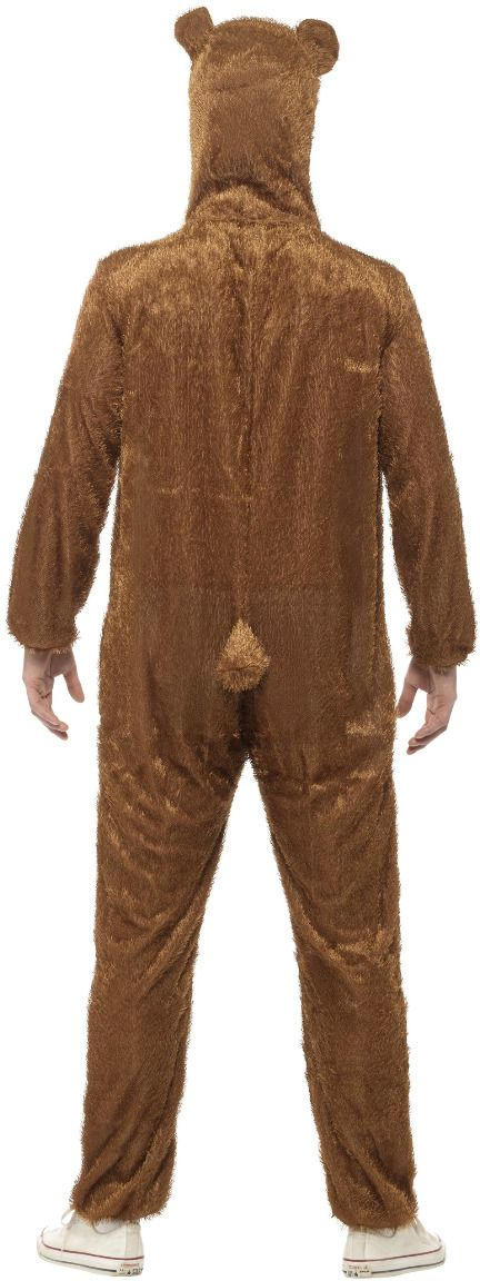 Bruine beren onesie