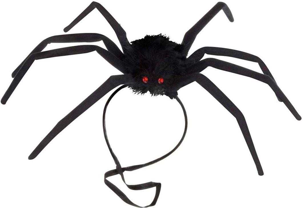 Buigbare spinnen haarband