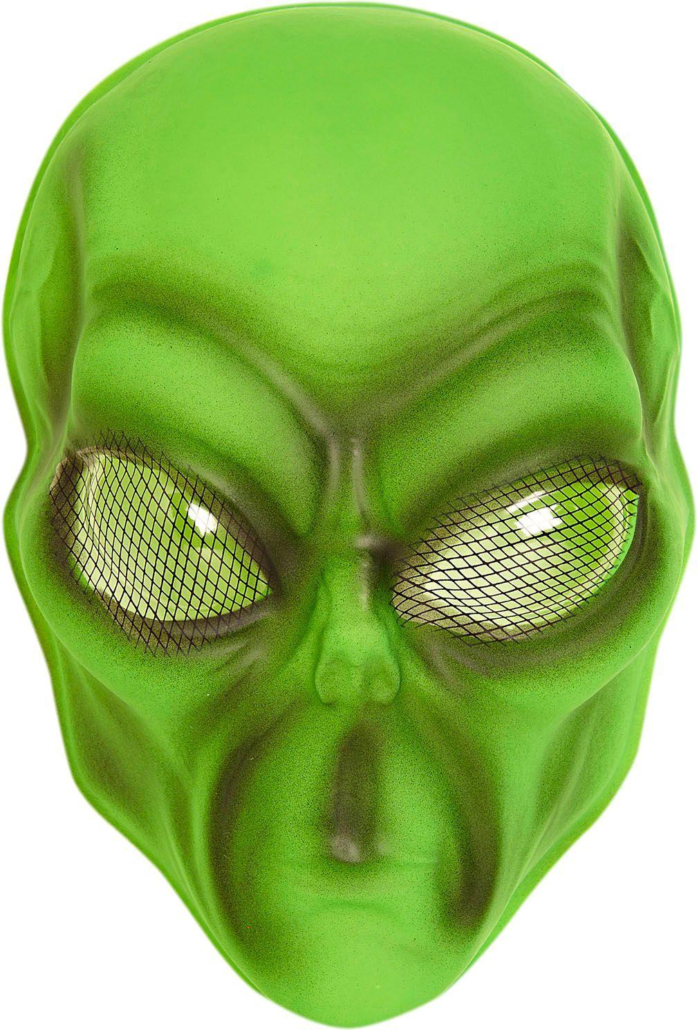 Buitenaards wezen masker