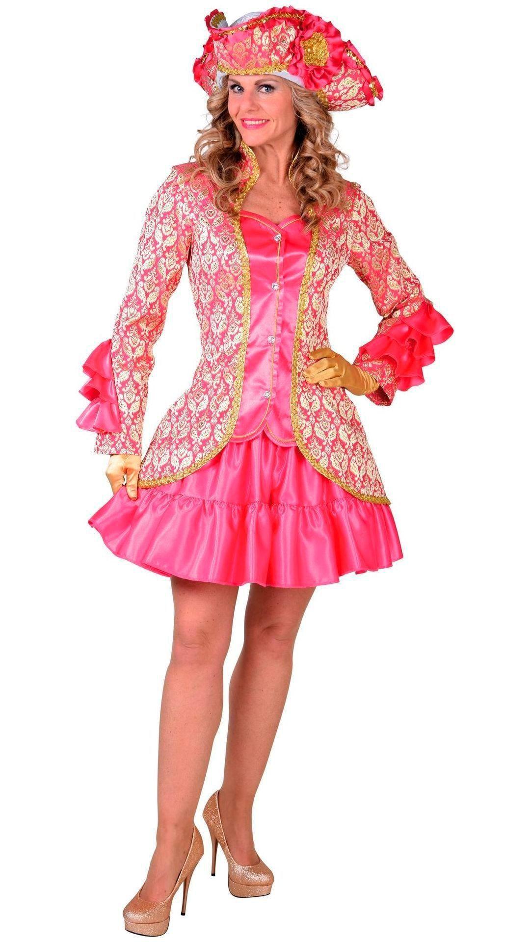 Burlesque brocaat jasje