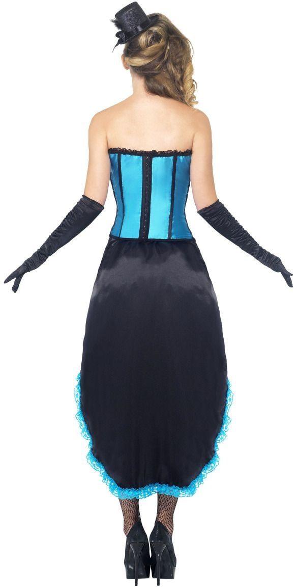 Burlesque dans outfit