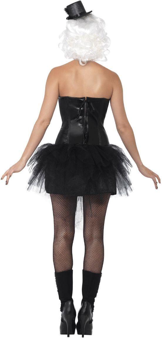 Burlesque horror corset