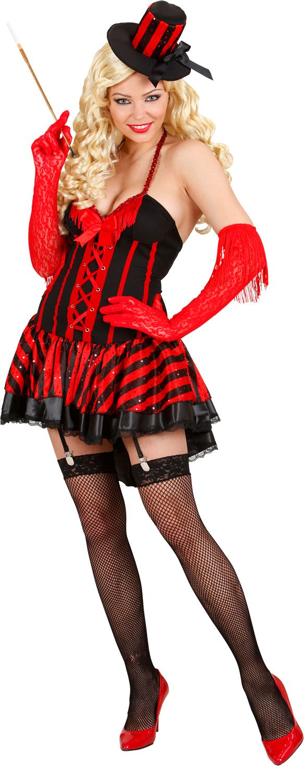 Burlesque kostuum