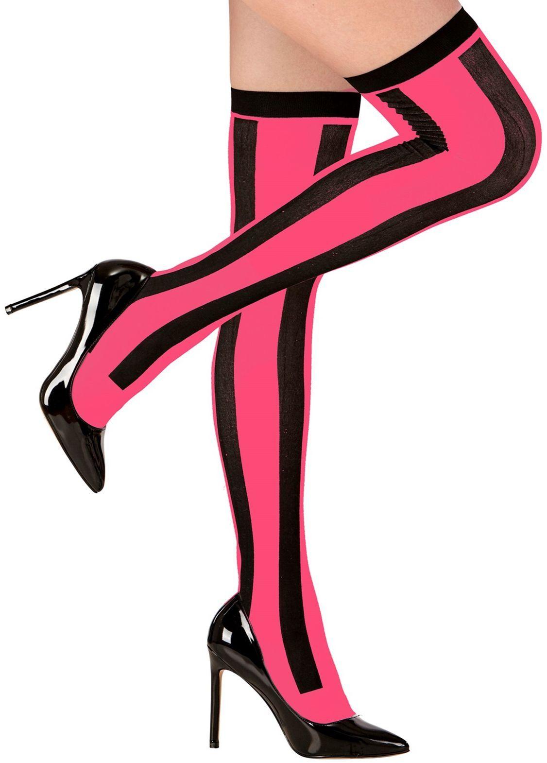 Burlesque thigh high kousen