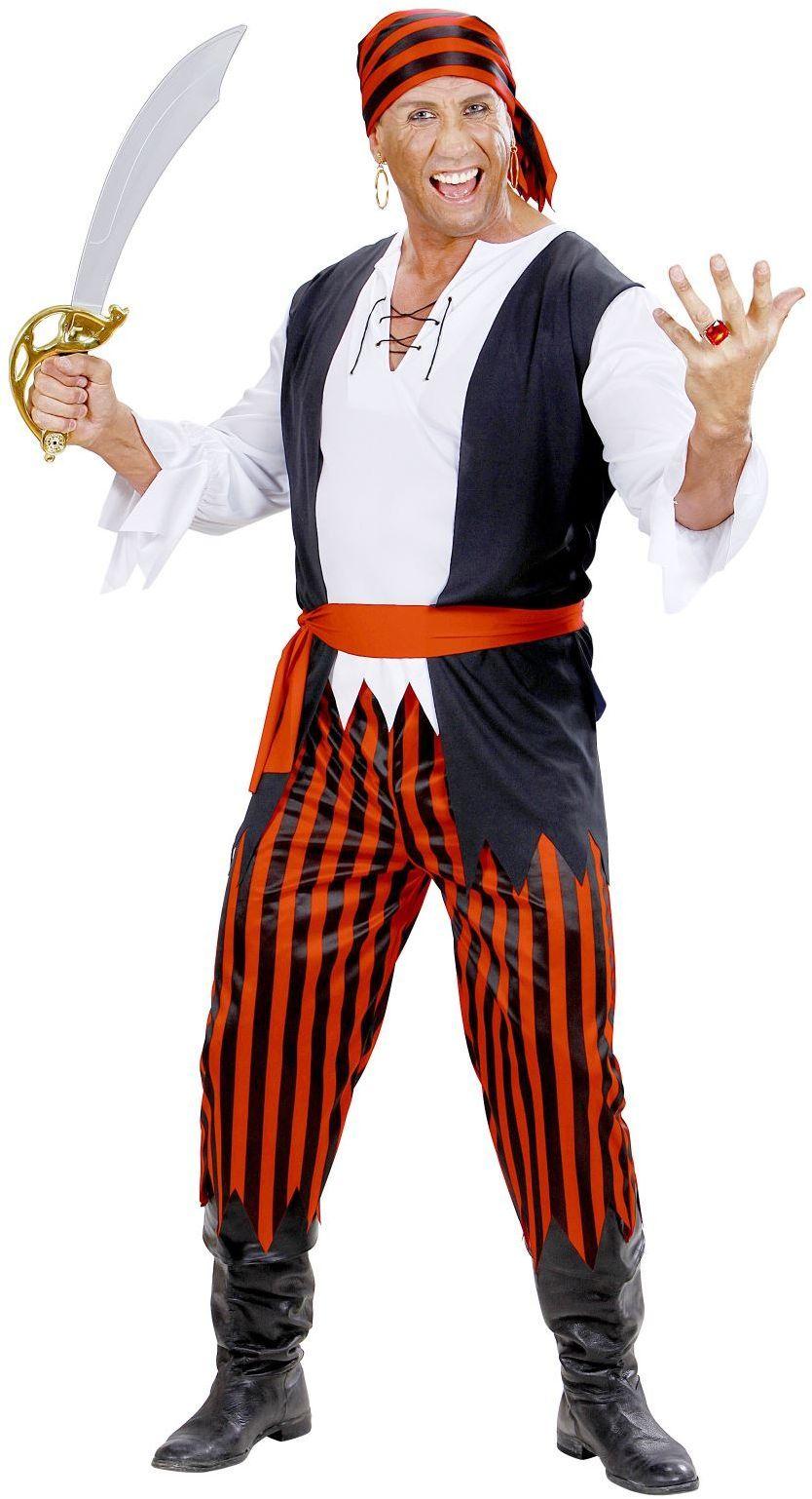 Caribische piraat kostuum