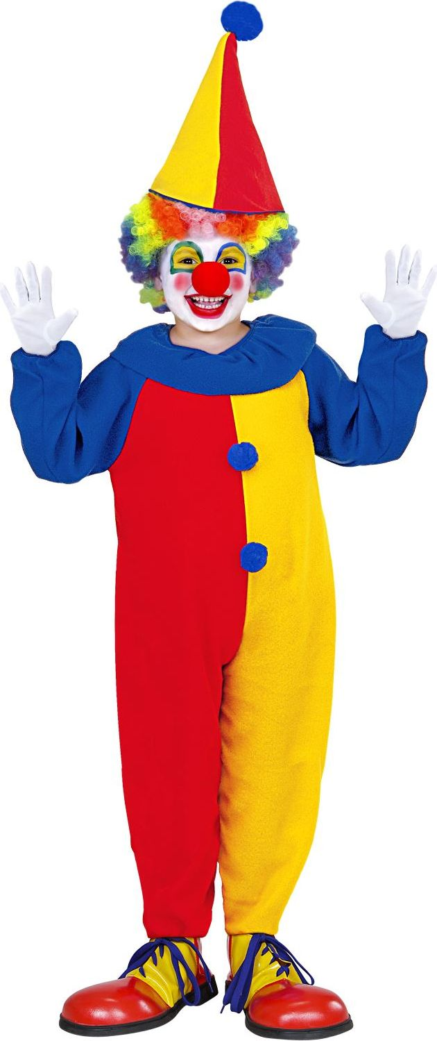 Carnaval clown kind
