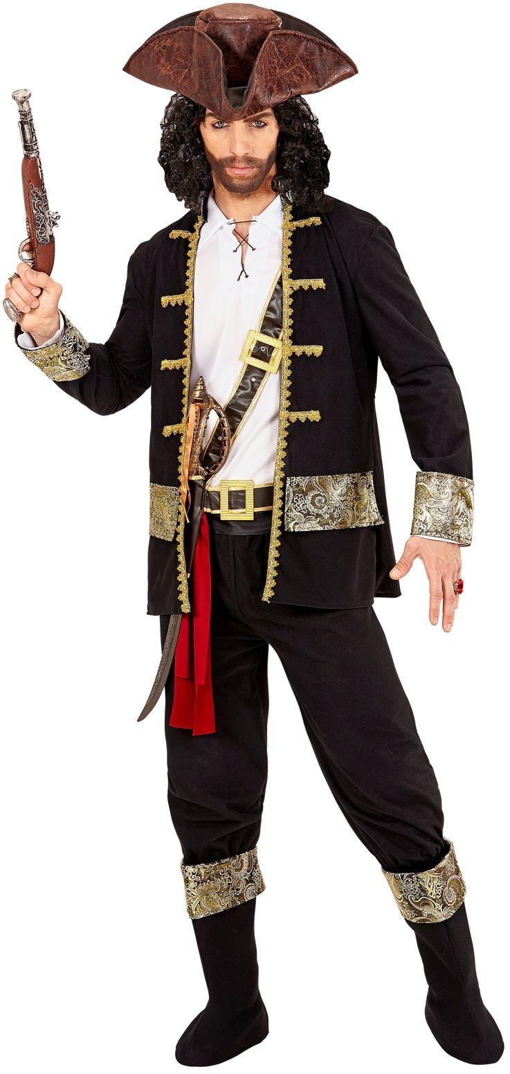 Carnaval piraten pak