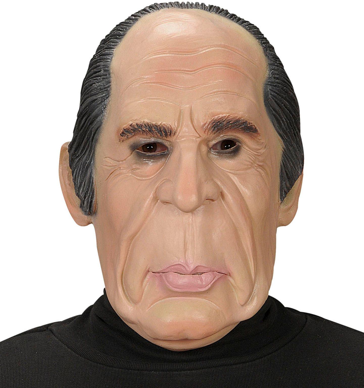 Charles karikatuur masker