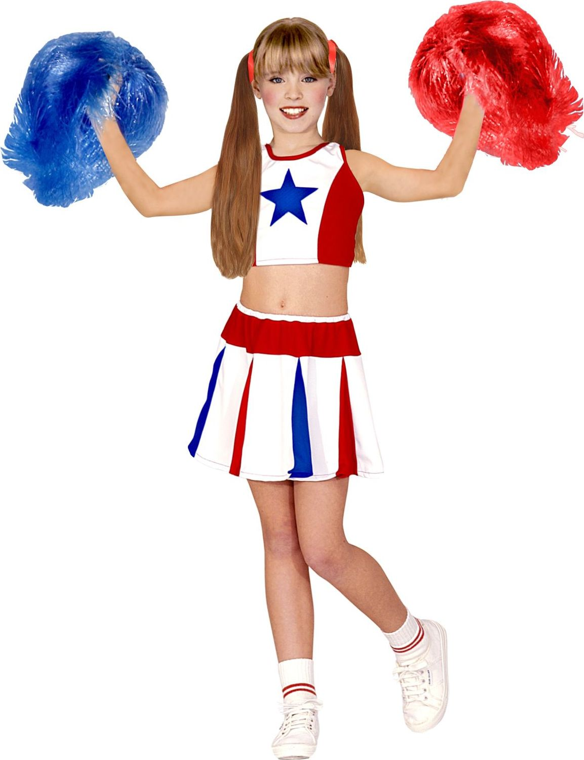 Cheerleader kostuum kind