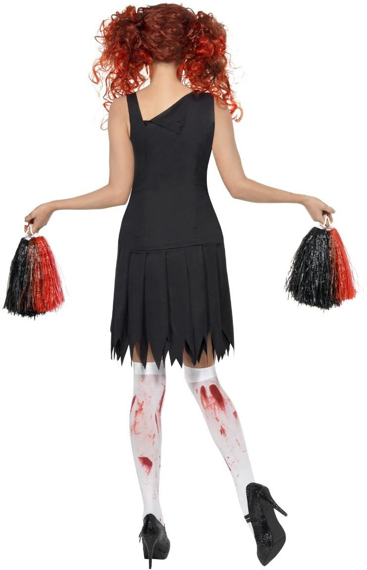 Cheerleader zombie jurkje