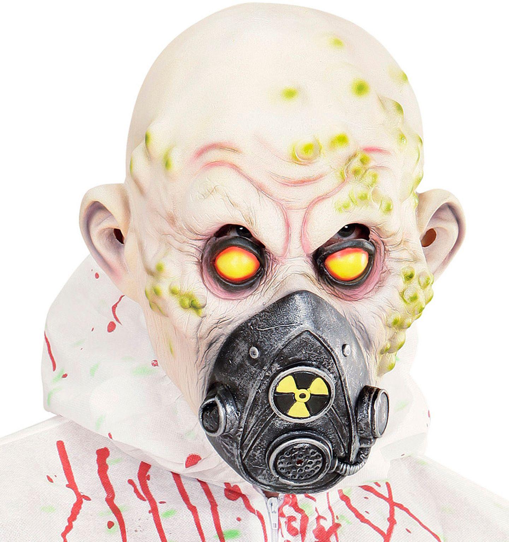 Chemische stoffen zombie masker