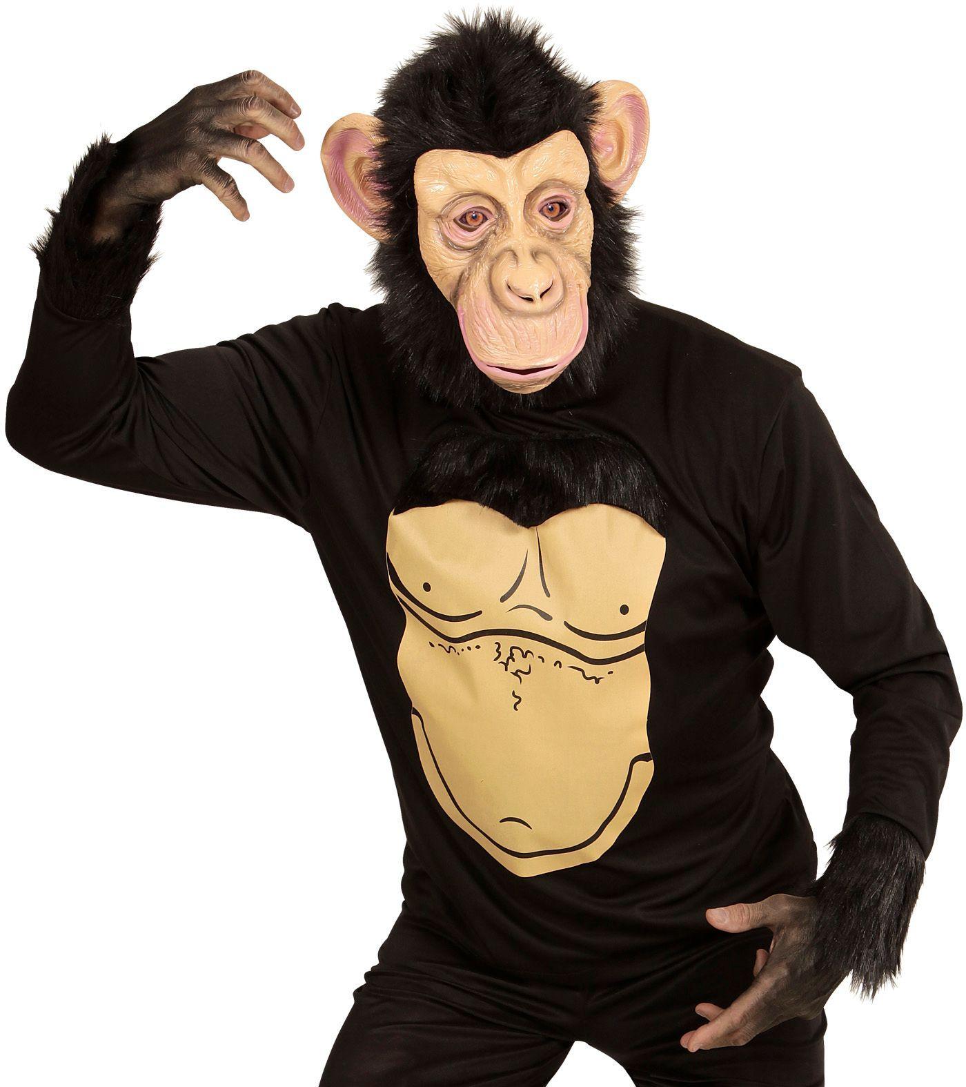 Chimpansee kostuum
