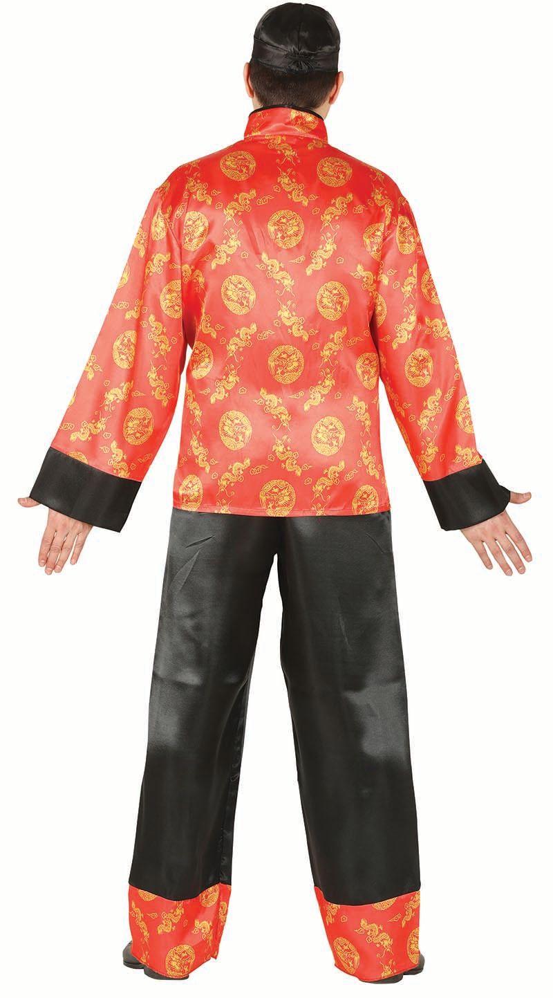 Chinese man kostuum