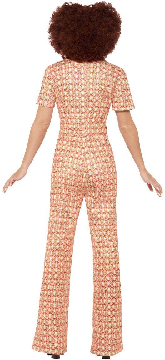 Chique jaren 70 dames kostuum