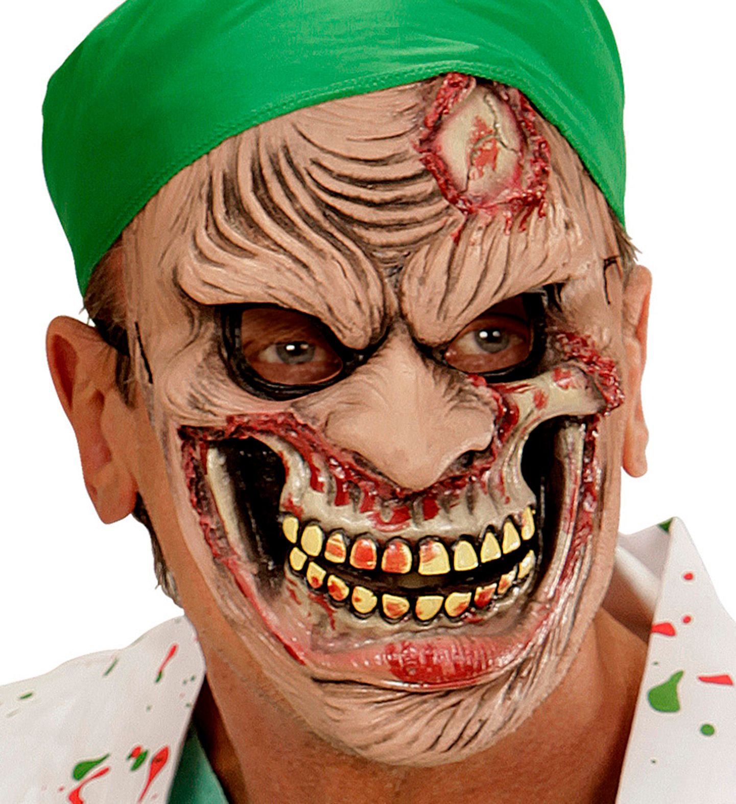 Chirurg zombie masker
