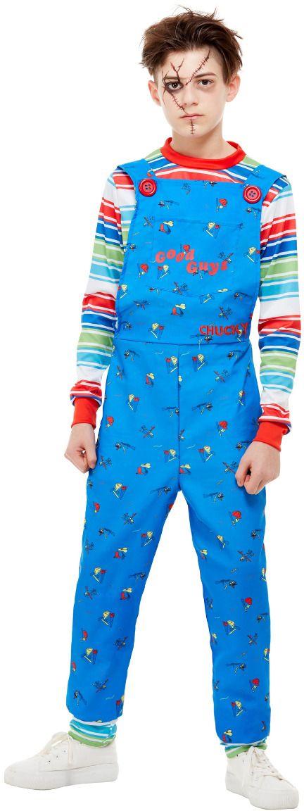 Chucky outfit jongens