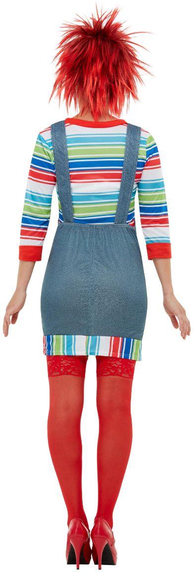 Chucky vrouwen kostuum