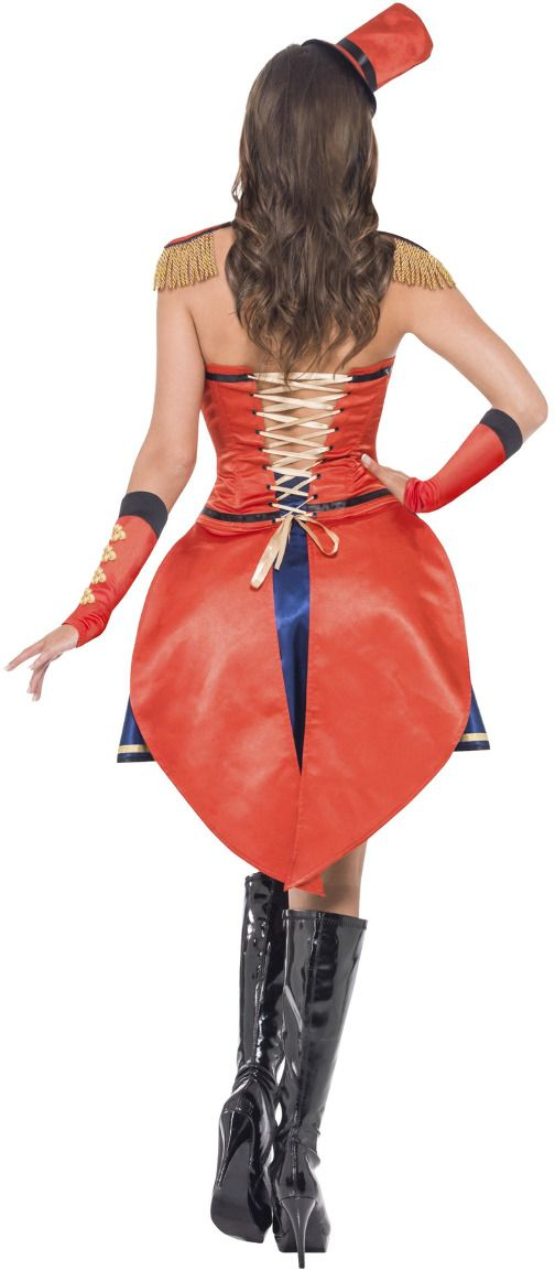 Circus directeur dames outfit
