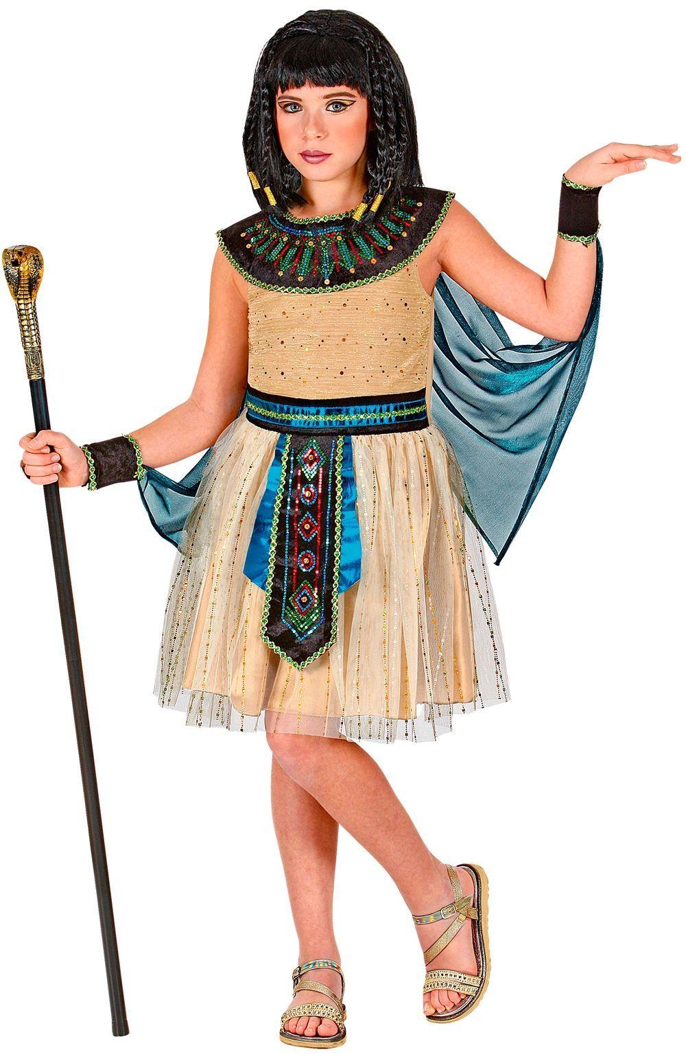 Cleopatra jurkje bruin