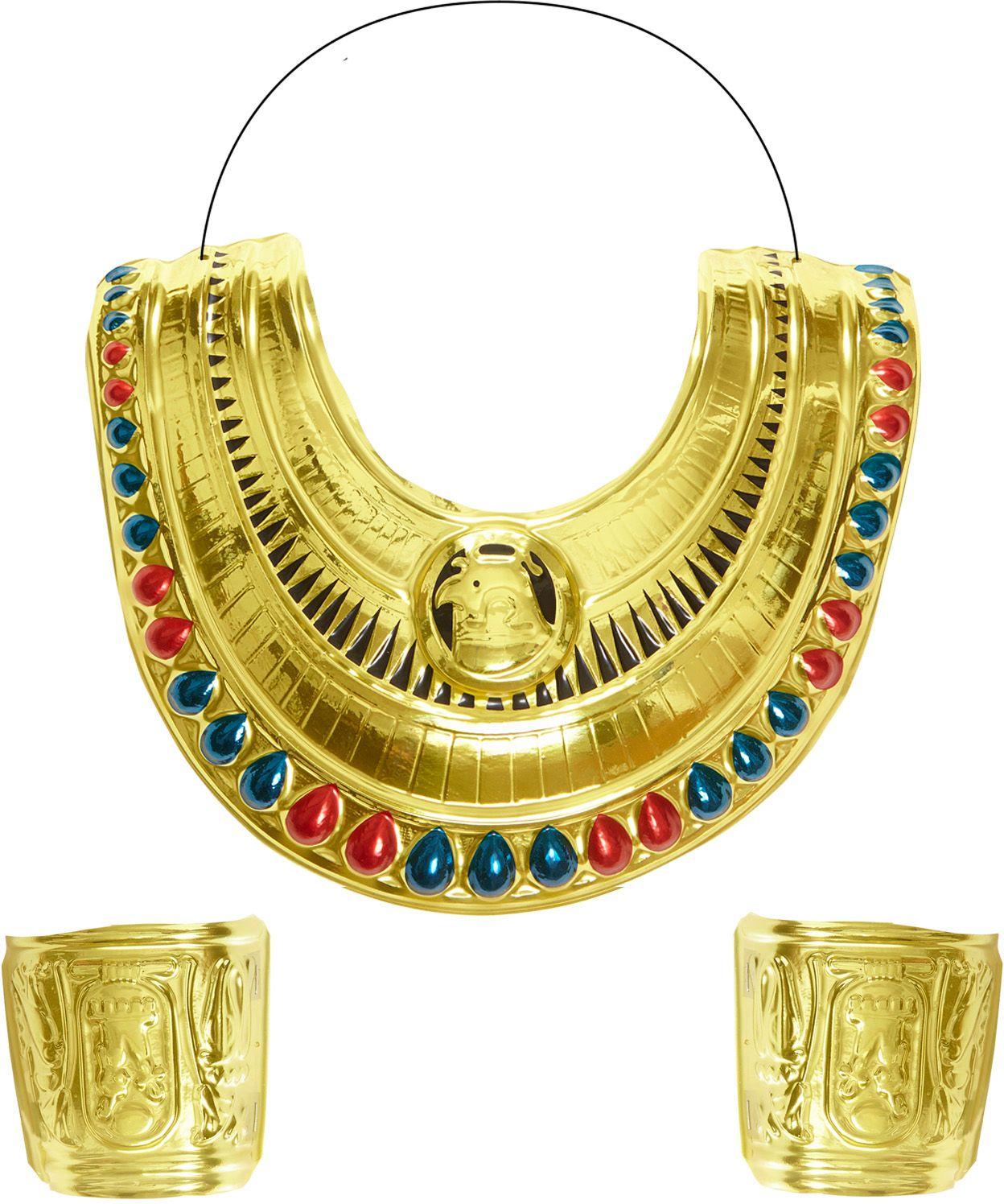 Cleopatra ketting en armbanden