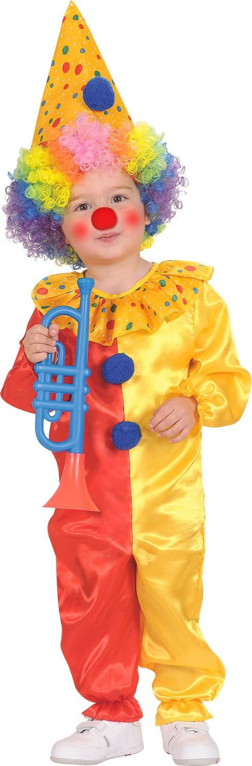 Clown Carnaval kind