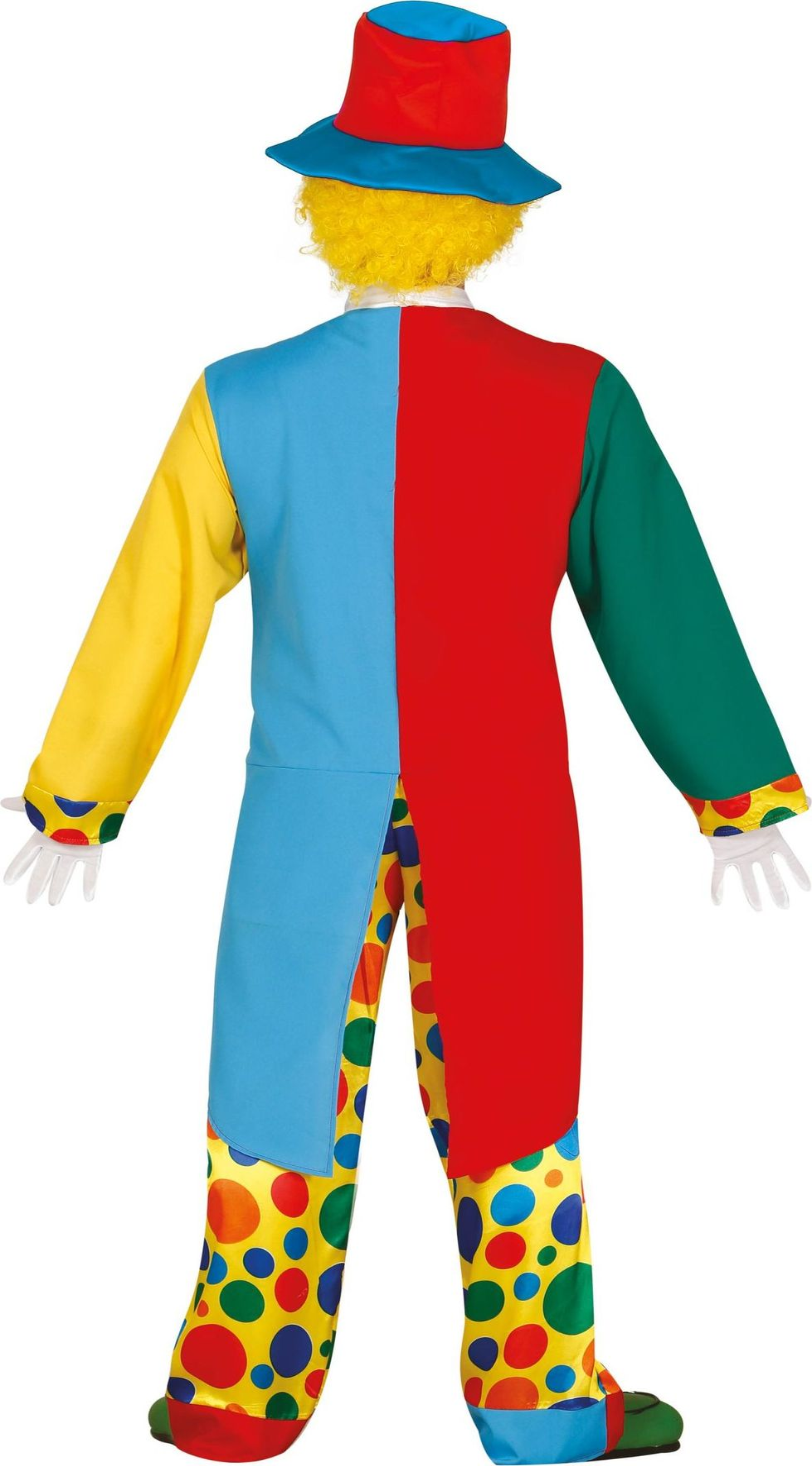Clown outfit heren