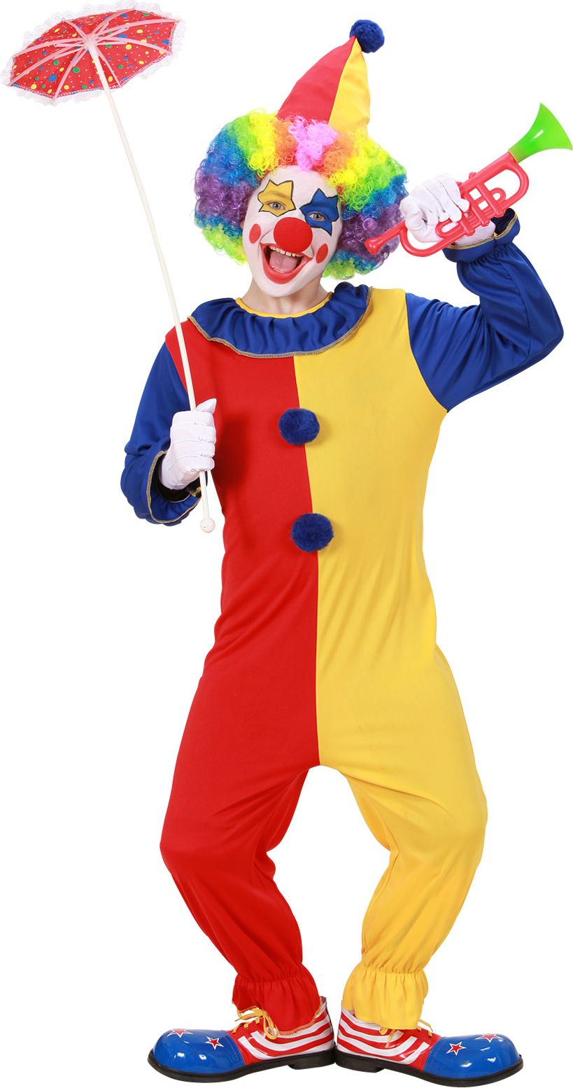 Clown pak kind