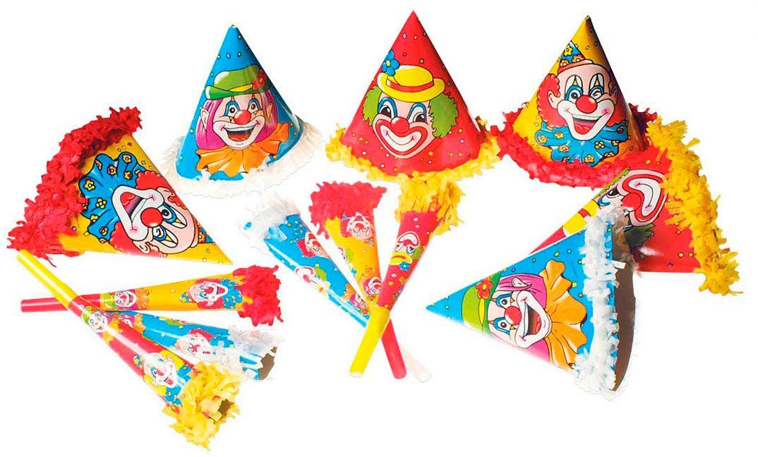 Clown party set