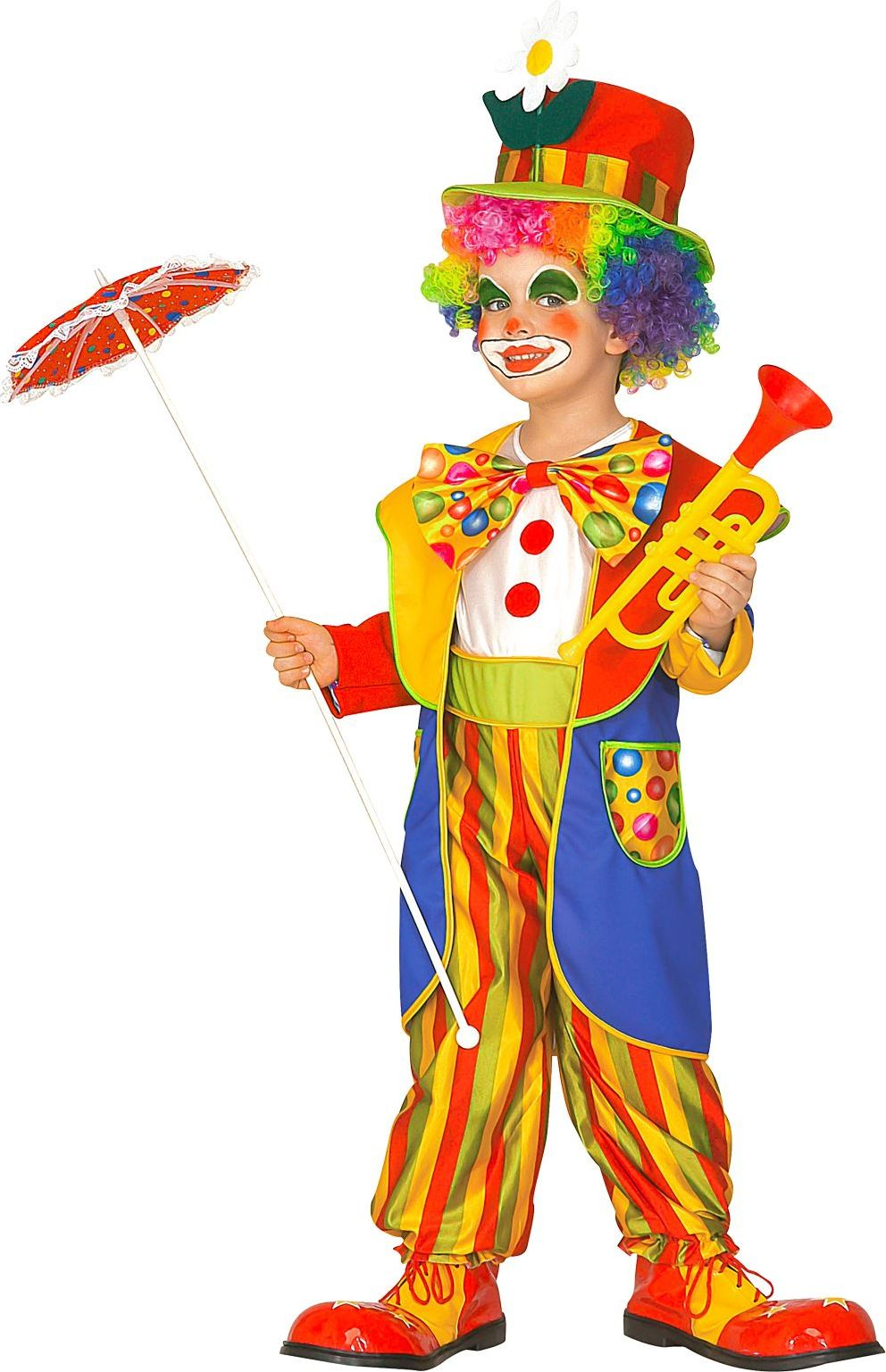 Clowns outfit kind