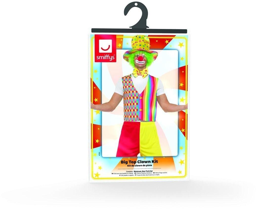 Clowns verkleedsetje