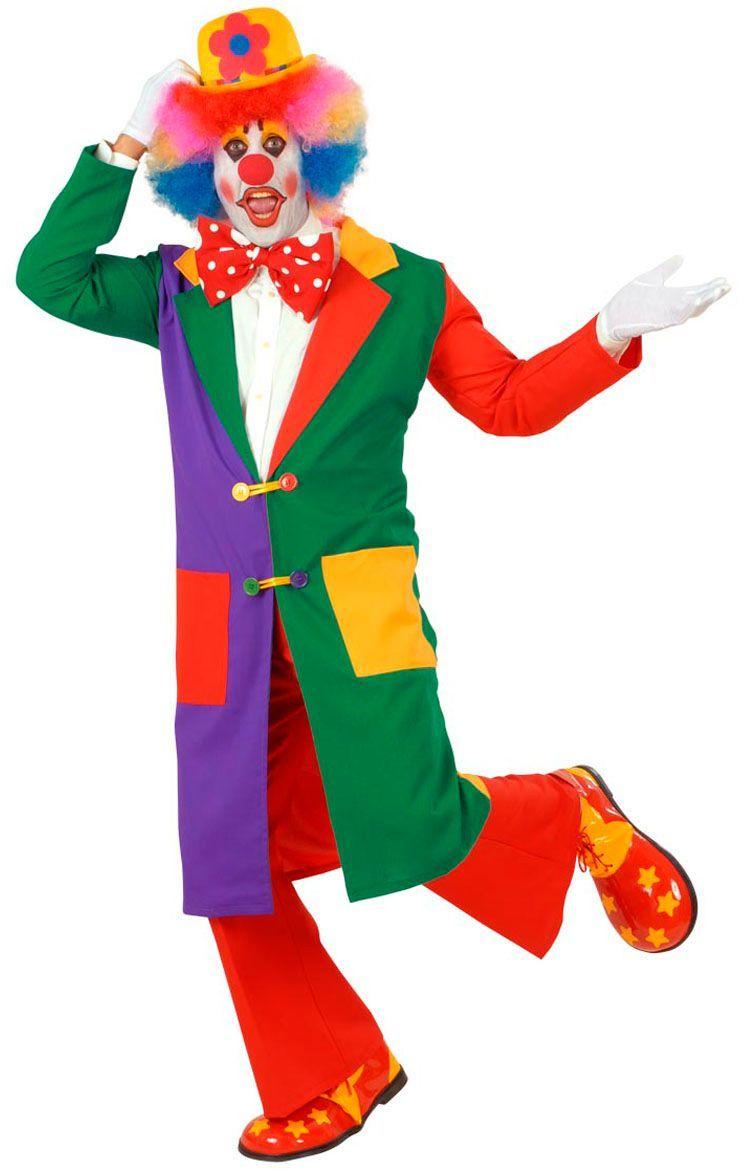 Clownsjas kostuum