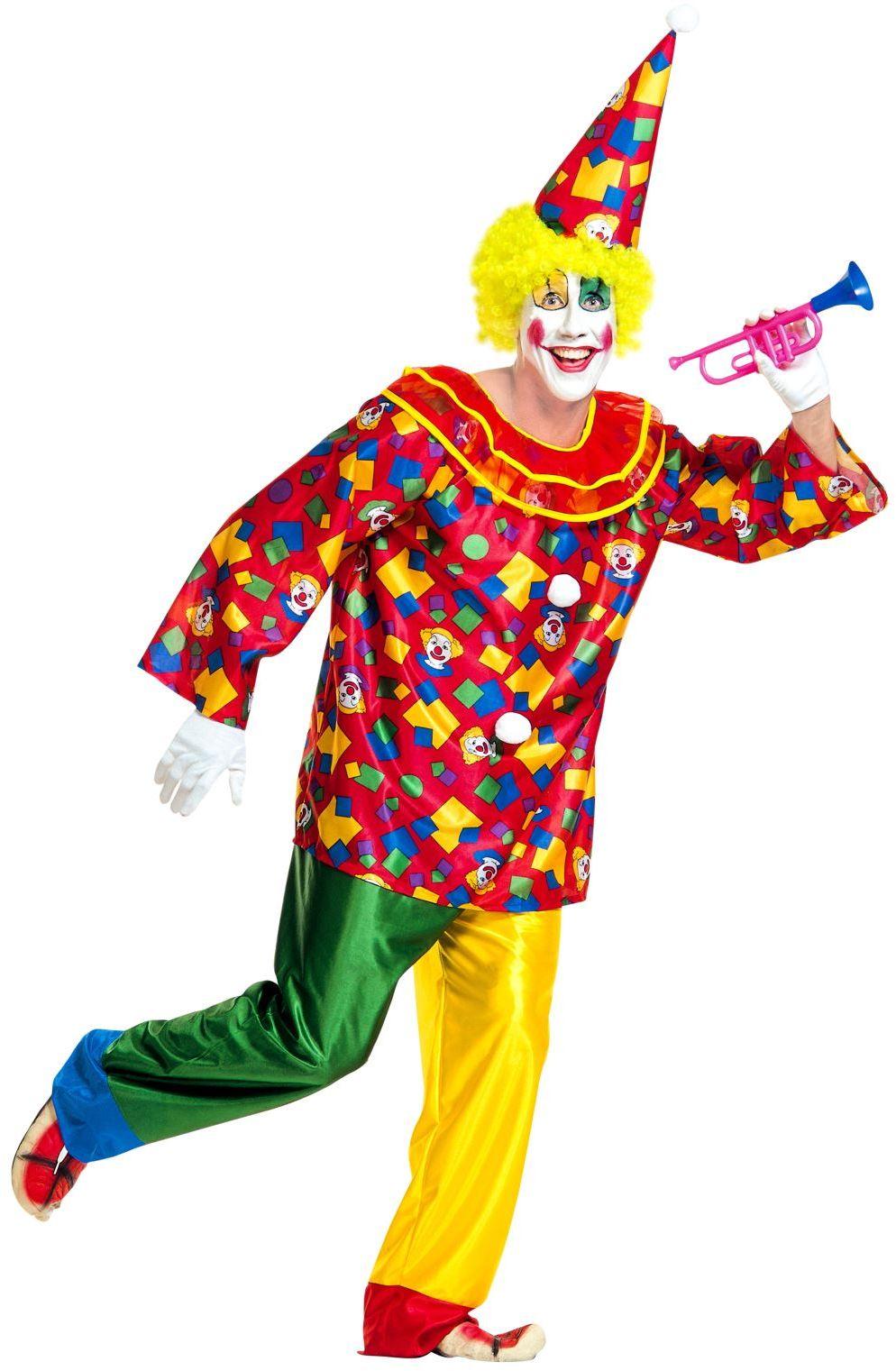Clownskostuum