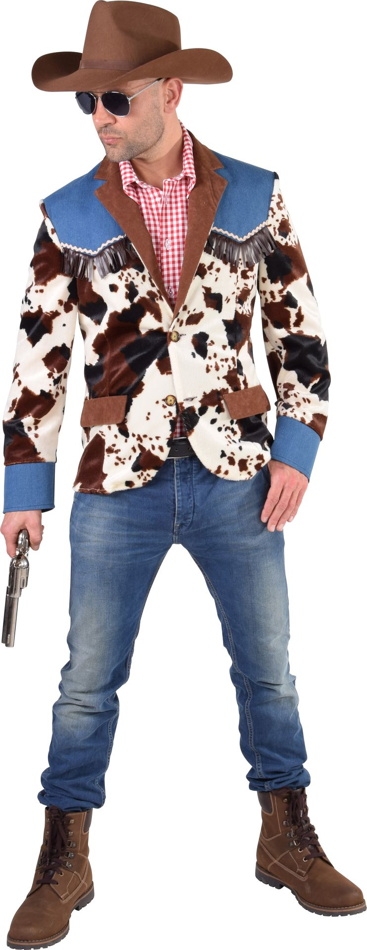Cowboy colbert heren