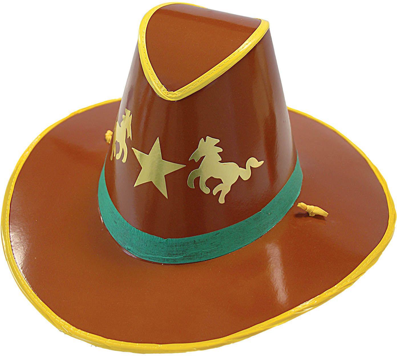 Cowboy hoed karton