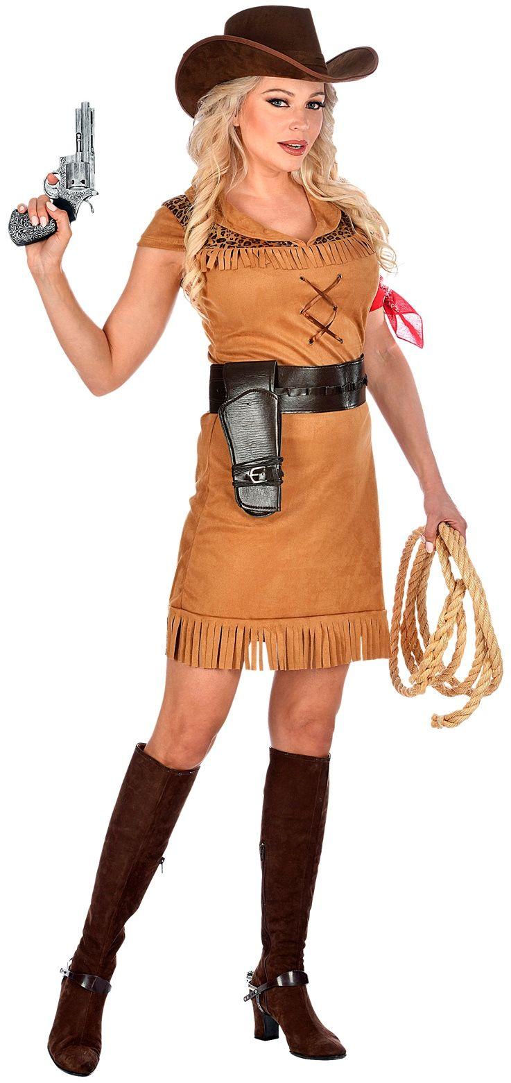 Cowboy jurk