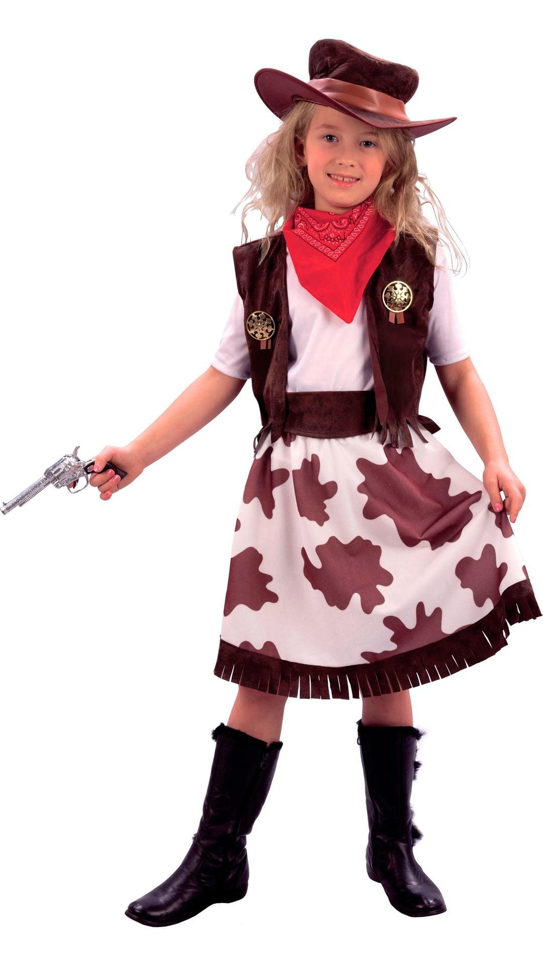 Cowgirl Jurkje meisjes
