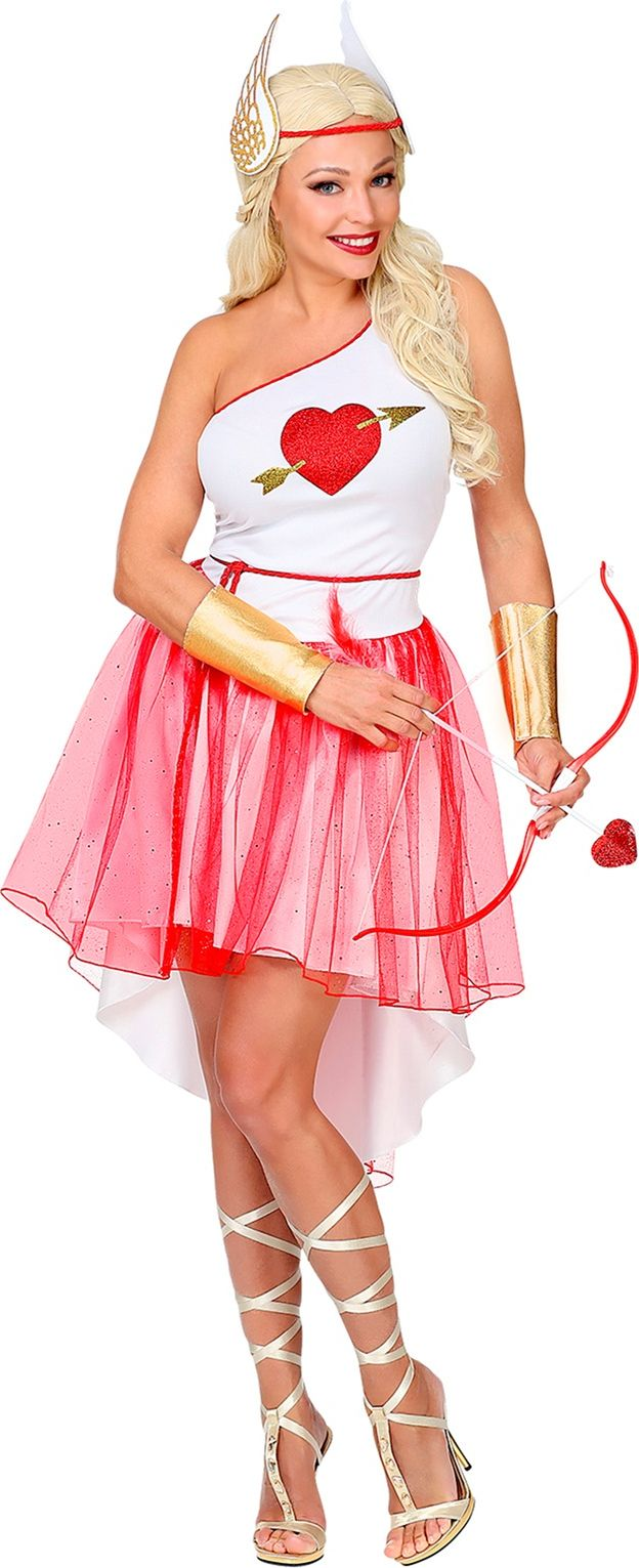 Cupido outfit dames
