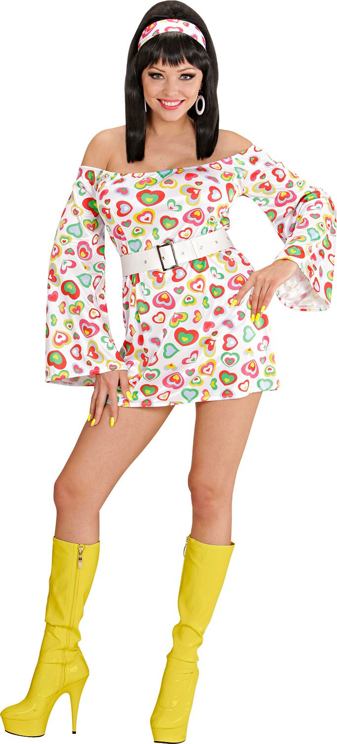 Cutie Seventies vrouwen kostuum