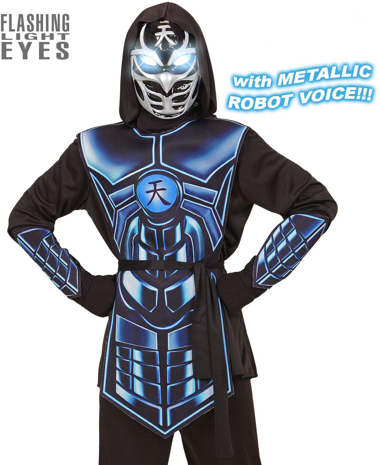 Cyber Ninja kostuum