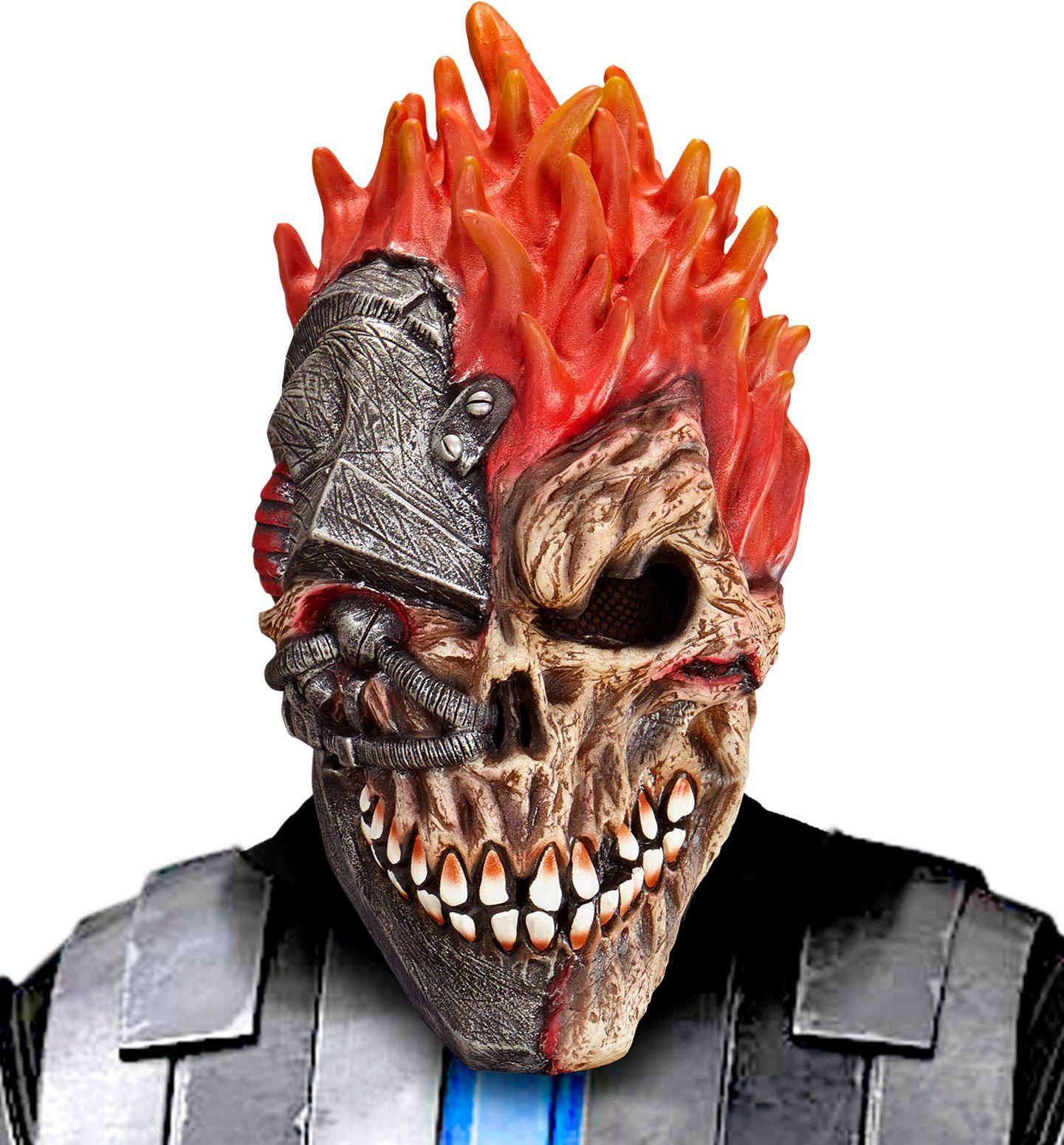 Cyber schedel masker
