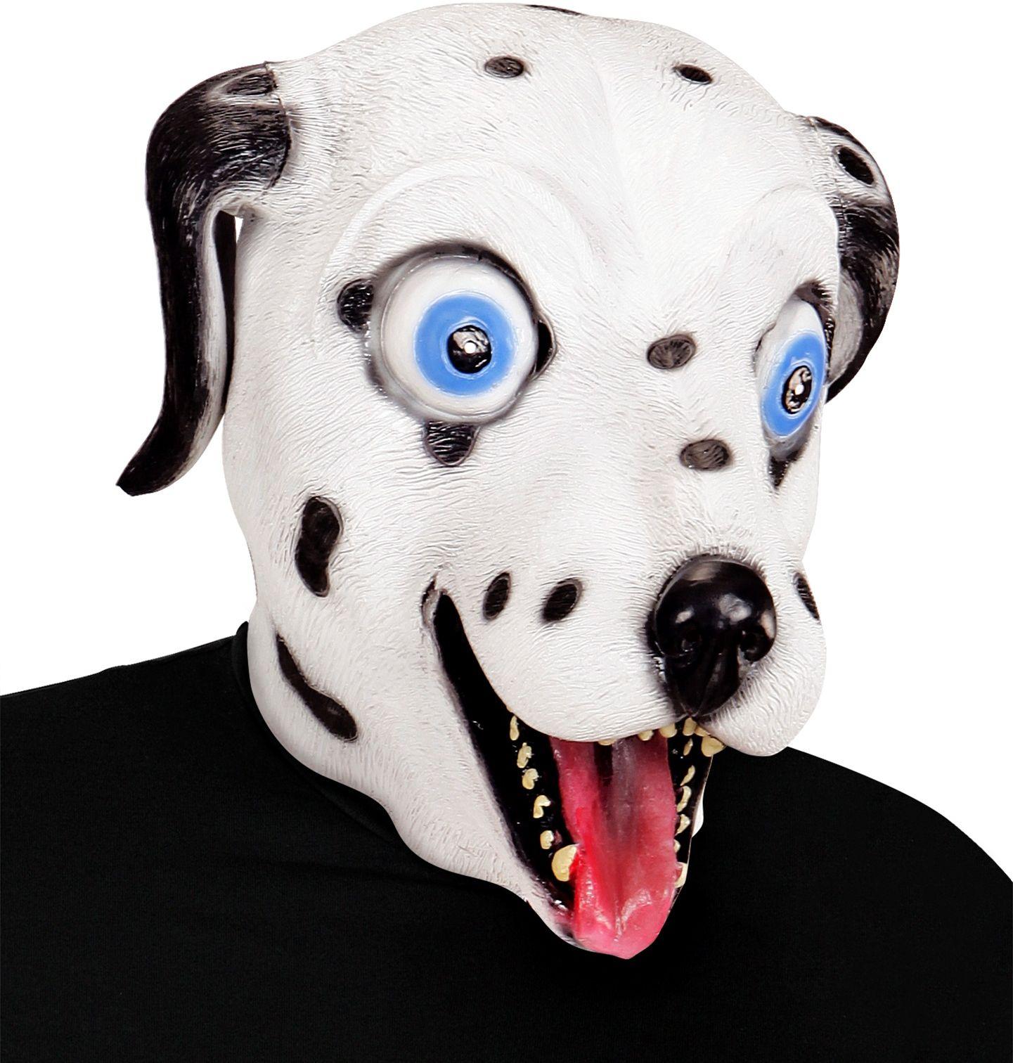 Dalmatiërs masker