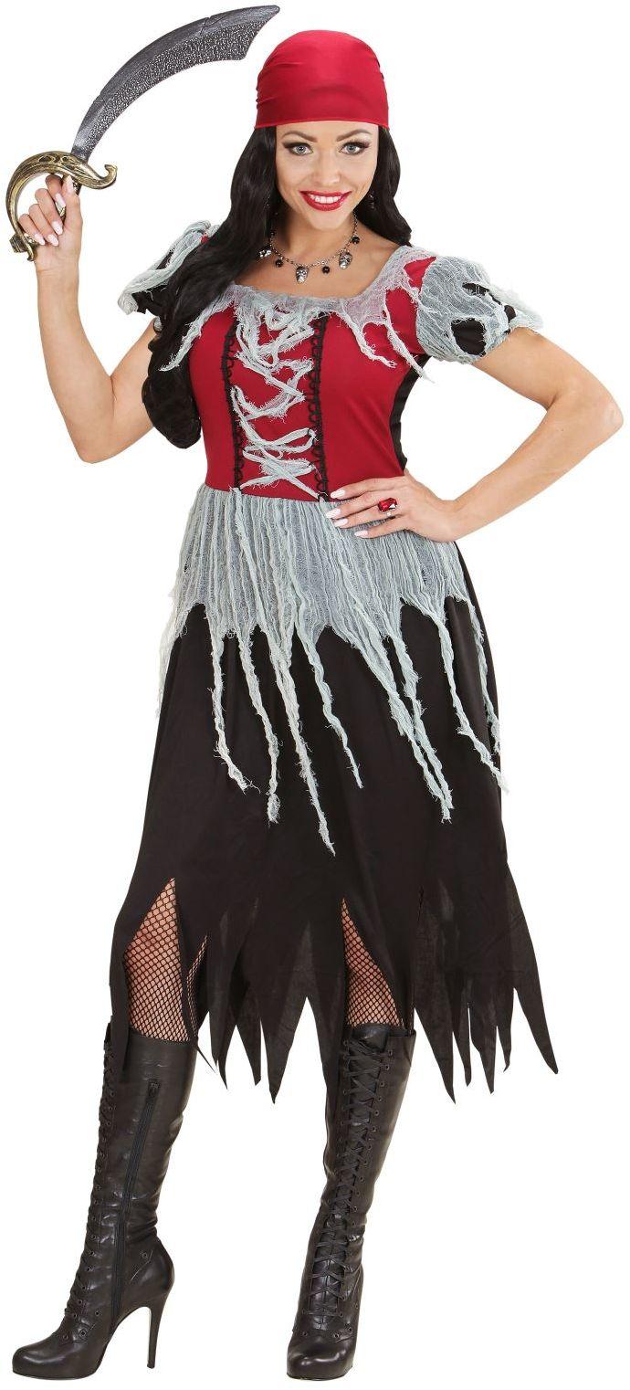 Dame Pirates of Caribbean Kostuum