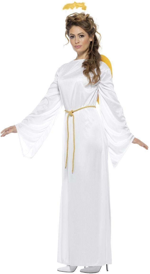 Dames engel jurk