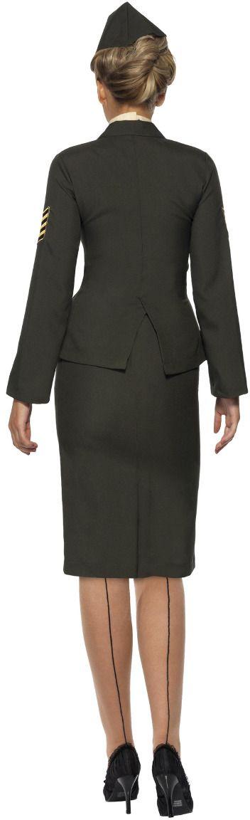 Dames officierspak