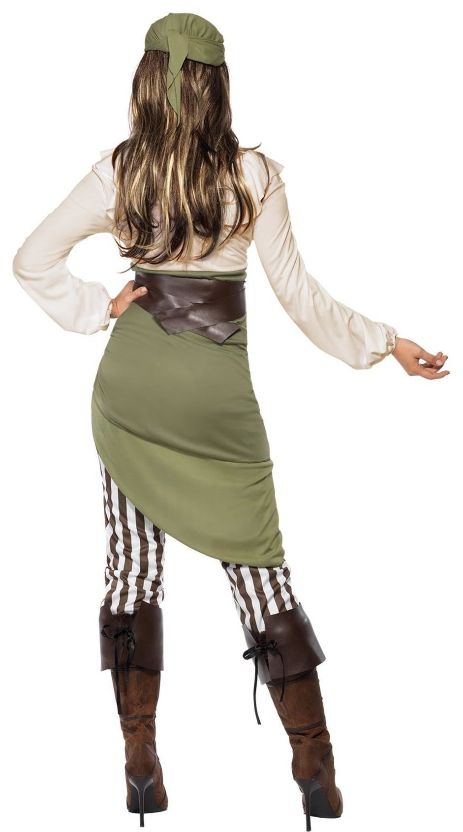 Dames piraat jurk