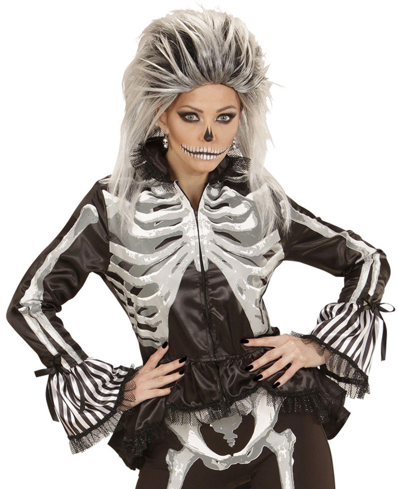 Dames skelet jack