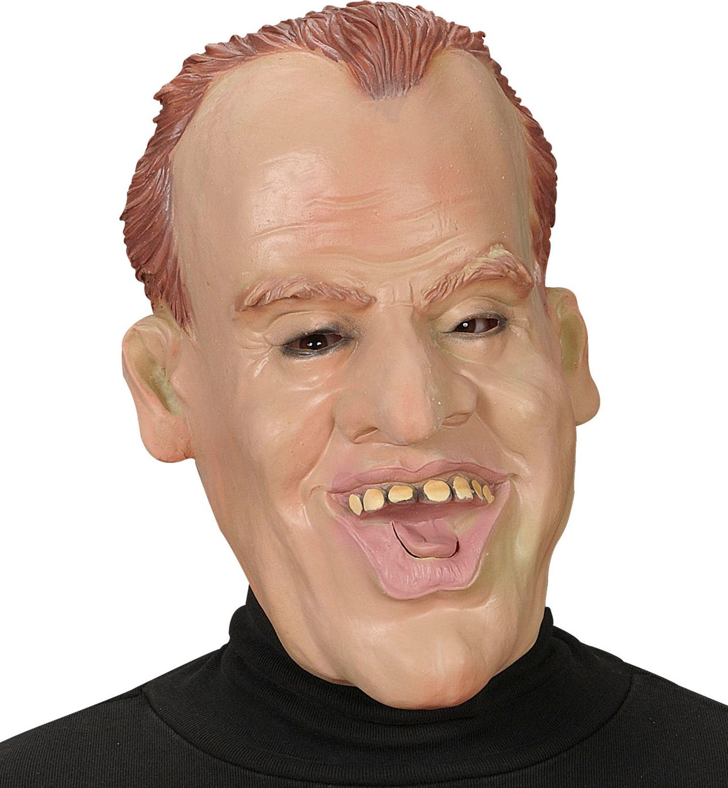 David karikatuur masker