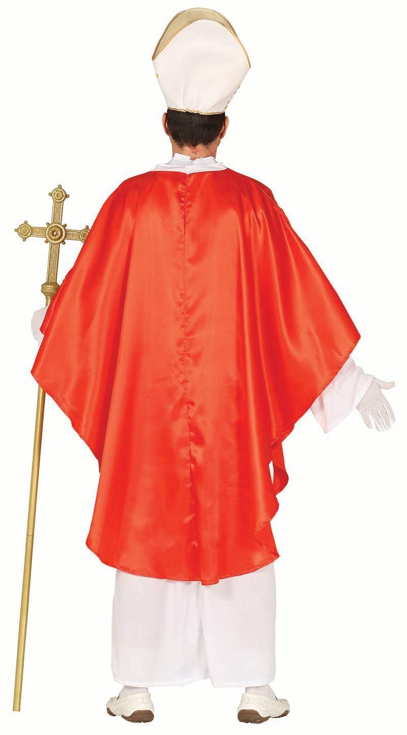 De Paus kostuum