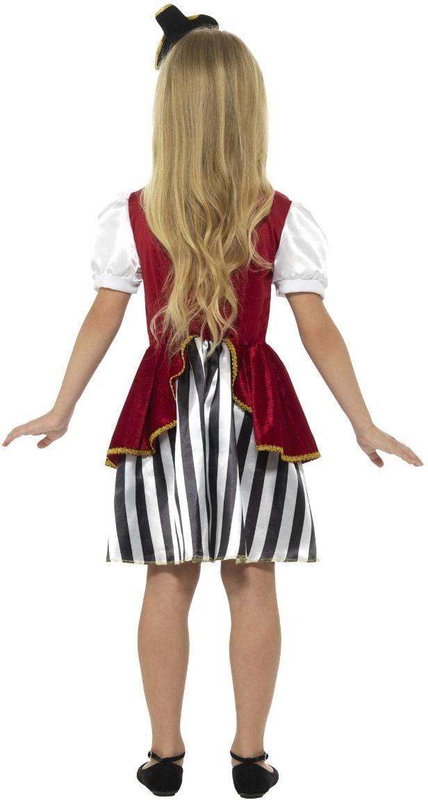 Deluxe piraat meisjes jurkje