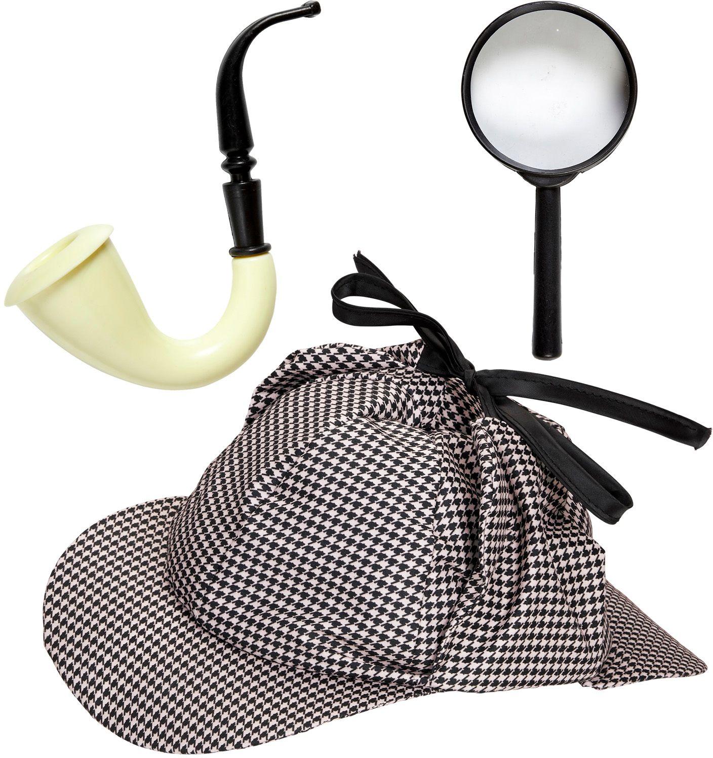 Detective accessoires